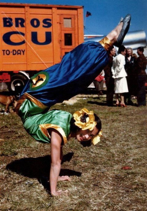 3-circus-girl-1950s