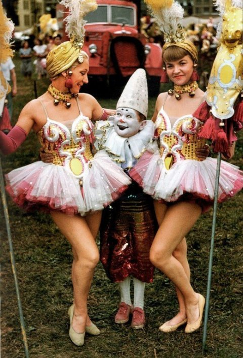 4-circus-people-1955